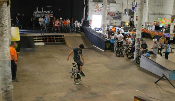 Xtreme Wheels Indoor Skate Park
