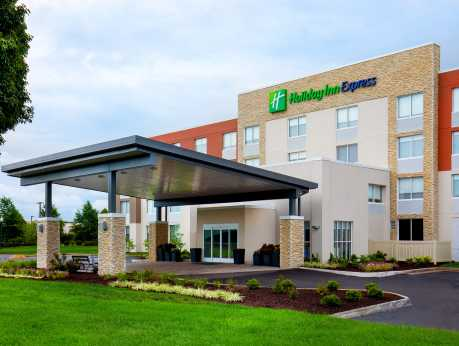 Holiday Inn Express - Exterior