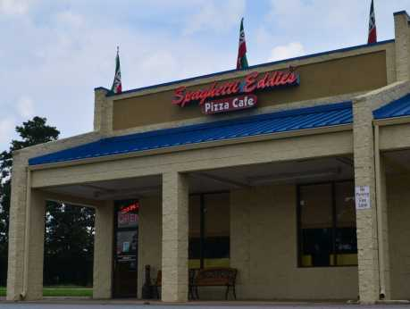 Spaghetti Eddies Pizza Cafe