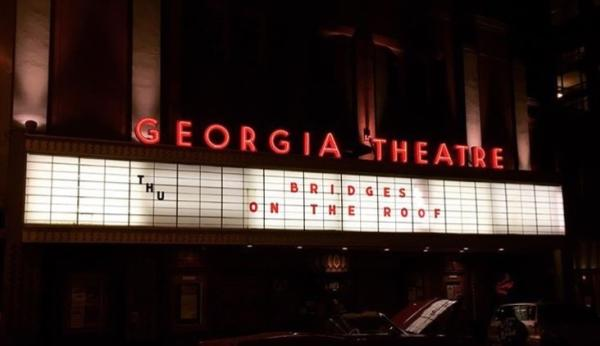 georgia theatre rooftop
