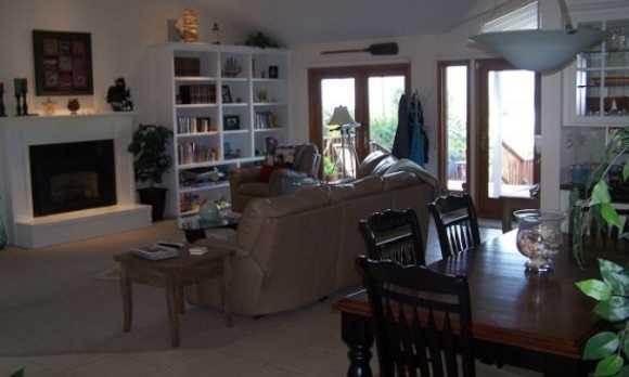 Marina St Living Room