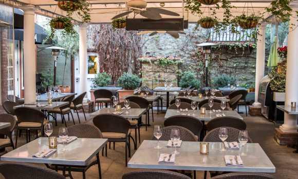 Thomas Hill Organics Dining Room