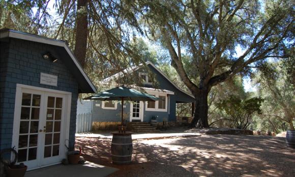Vineyard Cottage Grounds