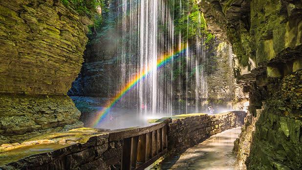 Watkins Glen State Park-Photo-Courtesy of Beautiful Destinations