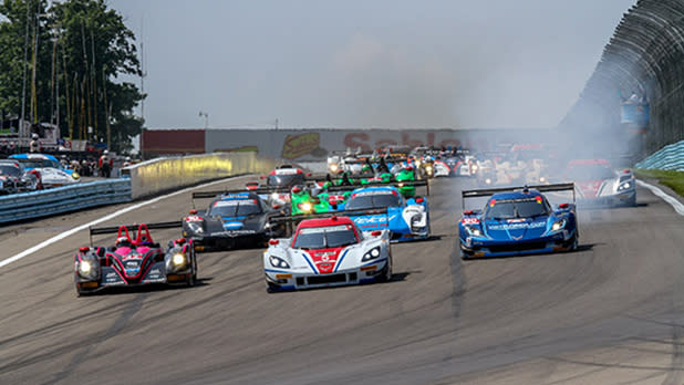 Watkins Glen International - Photo Courtesy of Watkins Glen International