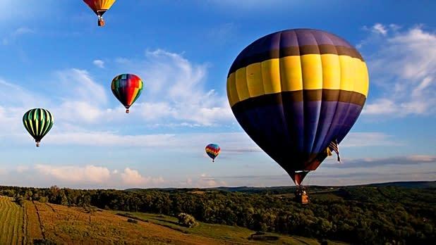 Spiedie Fest & Balloon Rally Binghamton
