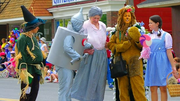 Oz-Stravaganza - Photo Courtesy Genesee County Chamber of Commerce