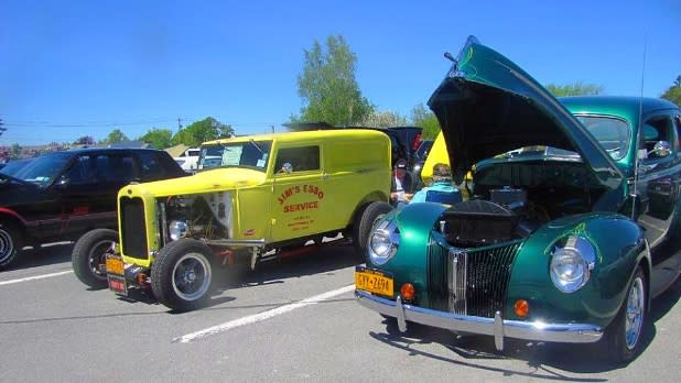 8th Annual Two Nations 1000 Islands Extravaganza Car, Truck and Bike Show