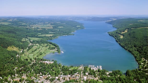 Otsego Lake Cooperstown