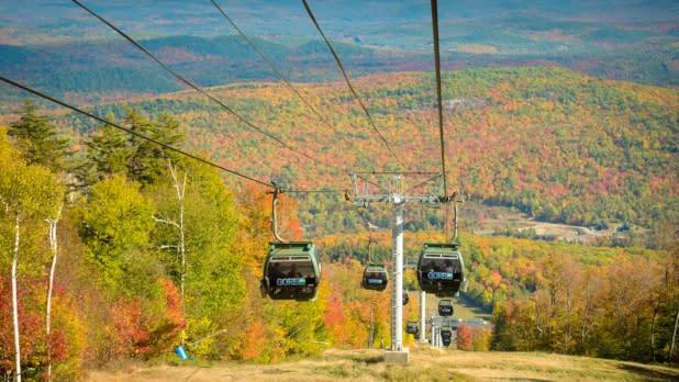 Gore Mountain - Fall