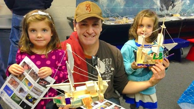 Build-a-Boat at the Cold Spring Harbor Whaling Museum & Education Center
