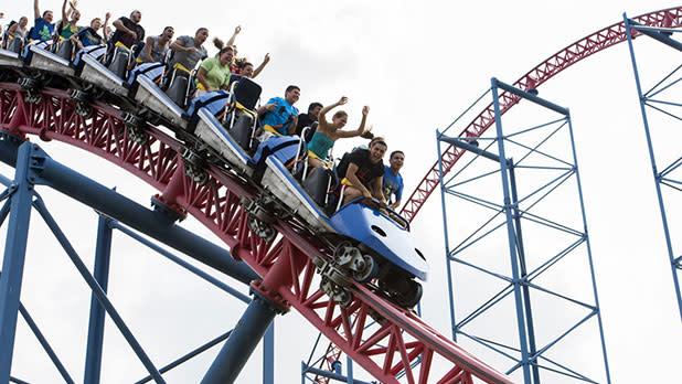 Darien Lake Amusement Park and Resort