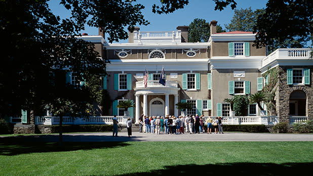 Franklin D. Roosevelt Home and Presidential Library