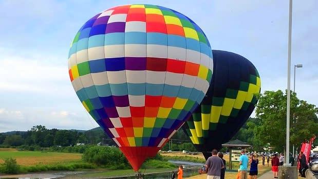 Great Wellsville Balloon Rally