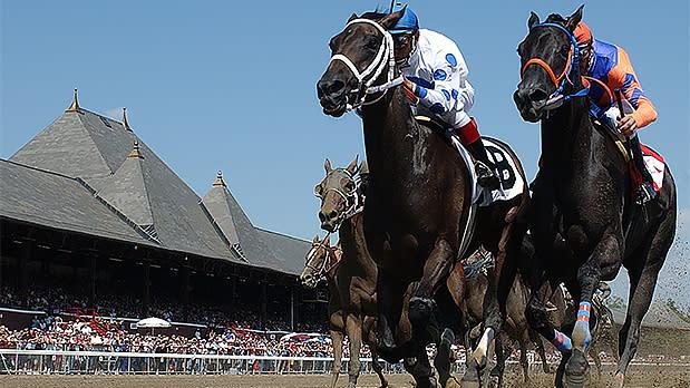 Saratoga Race Course - Photo Courtesy of www.saratoga.org Saratoga County Chamber