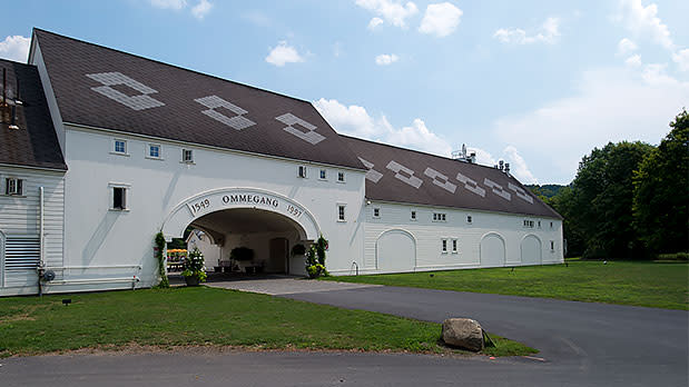 Brewery Ommegang - Photo by NYS ESD