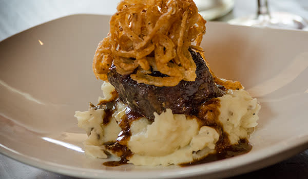 Farmhouse Restaurant Steak