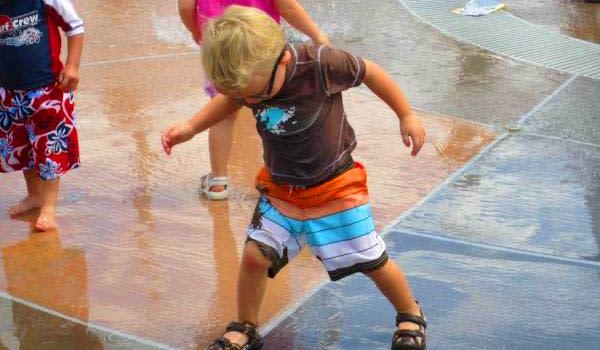 SF North Park Splash Pad