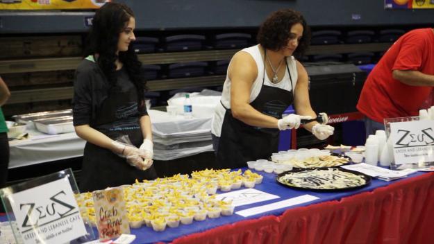 Arts & Crabs Fest Dishes | Lake Charles, Louisiana