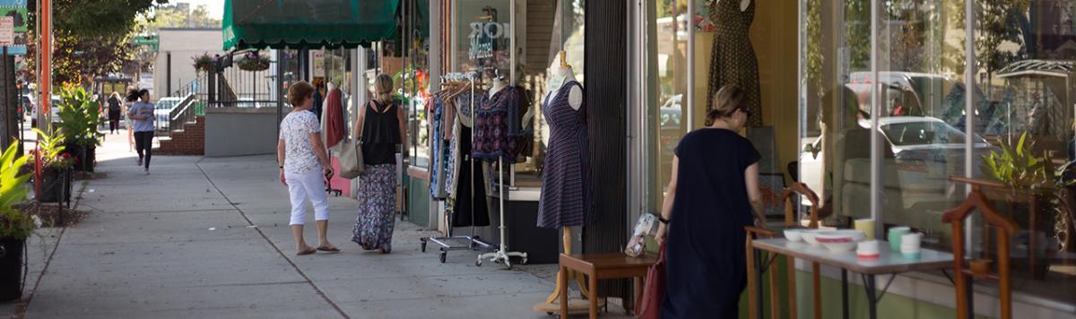 Hope Street Shopping