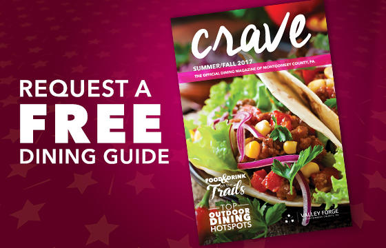 Request a Free Dining Guide