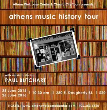 Music history tour