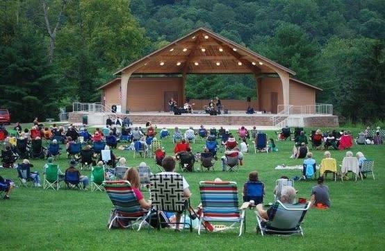 Green Lane Park Amphitheater