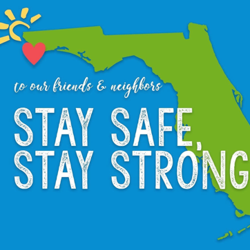 Stay safe stay strong