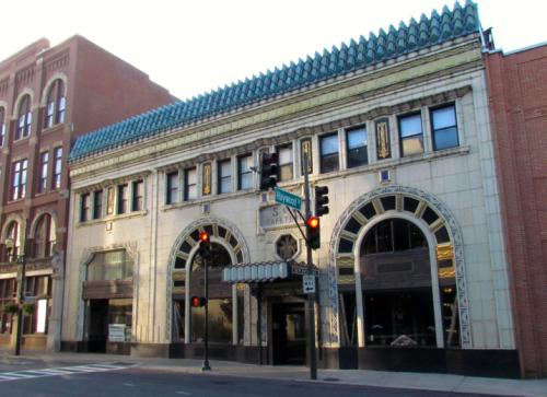 The S&W Building - 1920s Architecture