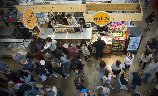 Nida's, North Market