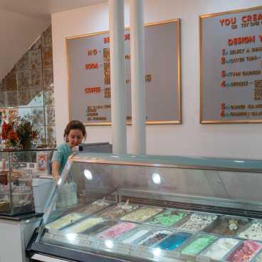 Shake Therapy, Ice Cream, Dessert