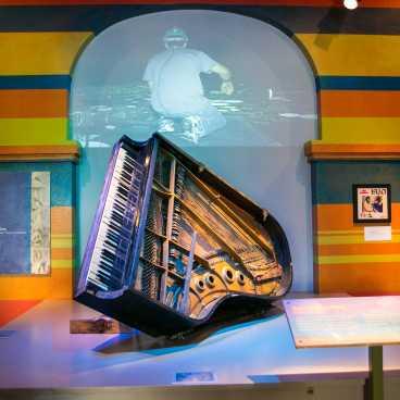 Presbytere Fats Domino's Piano