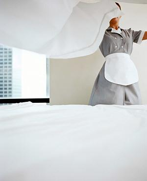 Hotel Linen Recycling