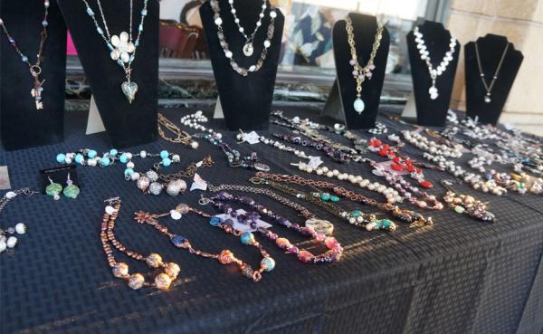 Handmade Beaumont Jewelry