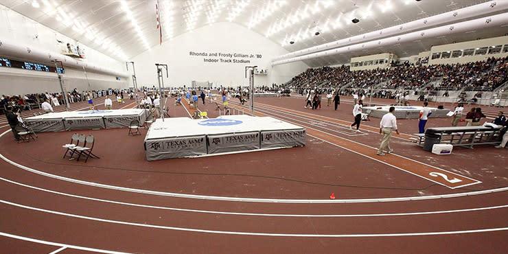 Gilliam Indoor Track