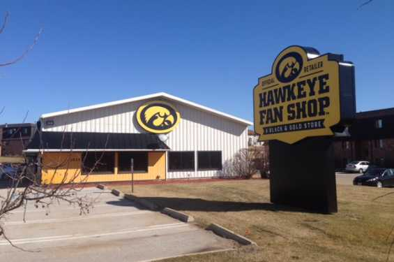 Hawkeye Fan Shop
