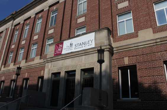 UI Stanley Museum of Art at the Iowa Memorial Union