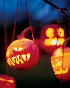 Turnip Jack-o-Lanterns