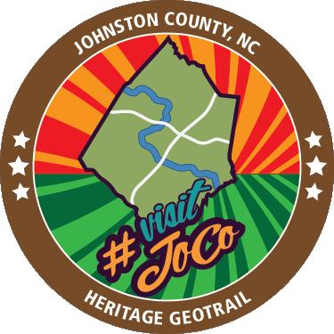 Johnston County Heritage Geotrail Geocoin
