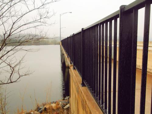 North Crossing Bridge in Eau Claire, Wisconsin