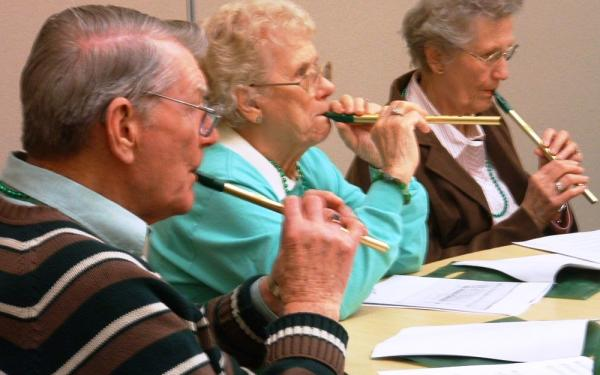 Group Tour Penny Whistle Class