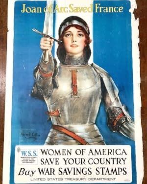 WWI Women's Poster