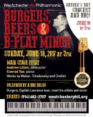 Burgers, Beer and B Flat Minor