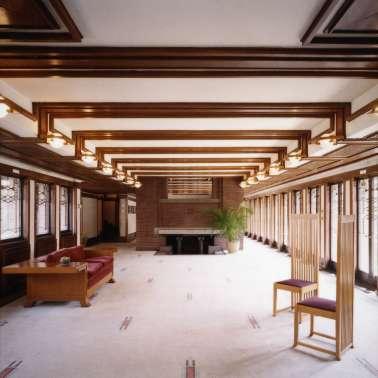 Frank Lloyd Wright's Robie House