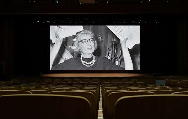 SITEseeing Films About Architecture & Design: Citizen Jane