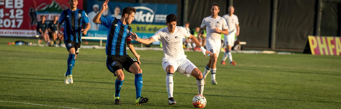 Harrisburg City Islanders Soccer
