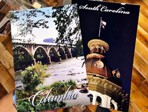 Postcards from Columbia, SC
