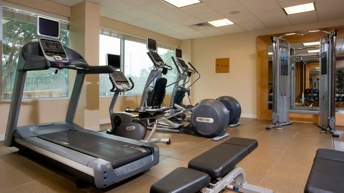 DoubleTree by Hilton Fitness Center