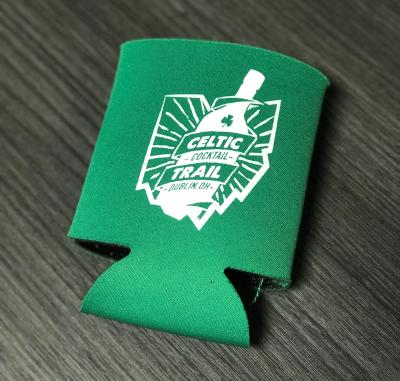 Celtic Cocktail Trail Koozie
