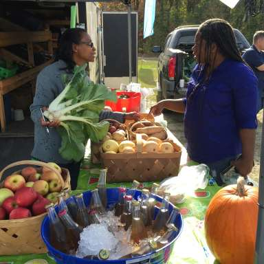 Murchison Road Community Farmers Market